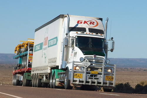 Kenworth T604 - GKR Transport