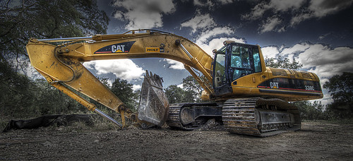 Why HDR Sucks - Excavator
