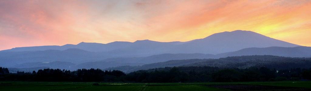 Northern Summer Sunsets