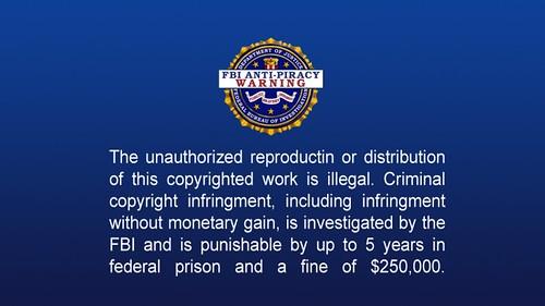 fbi anti piracy warning screen autos post