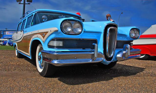 1958 Ford Wagon Craigslist | Autos Post
