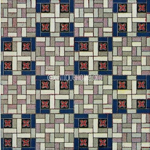 1930 linoleum design flickr photo sharing for Garden design 1930