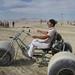 Biking to Burning Man