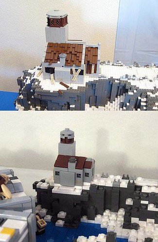 Omicron Flashback Comparison: Lighthouse