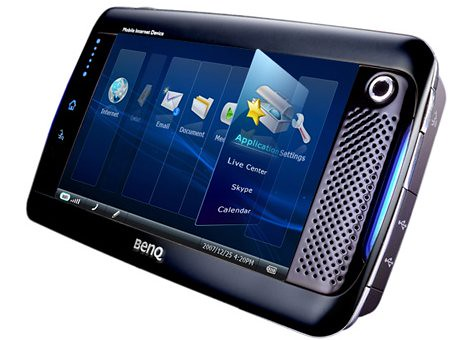 benq aries2 mid 1 benq s mobile mid s6 powered by a tiny and mighty ...