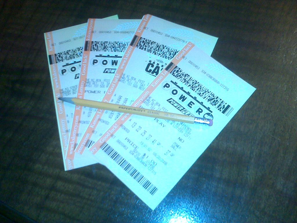 Lottery...