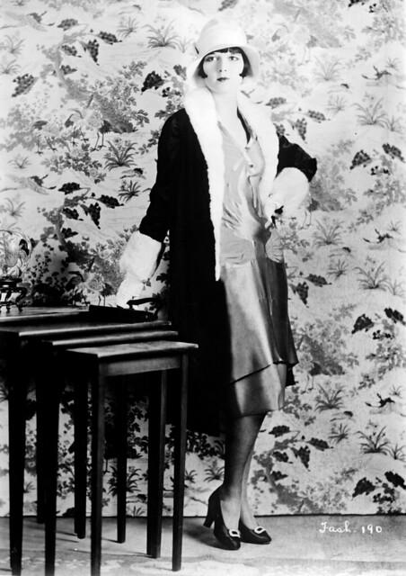 Louise Brooks by Bain News Service, ca. 1928