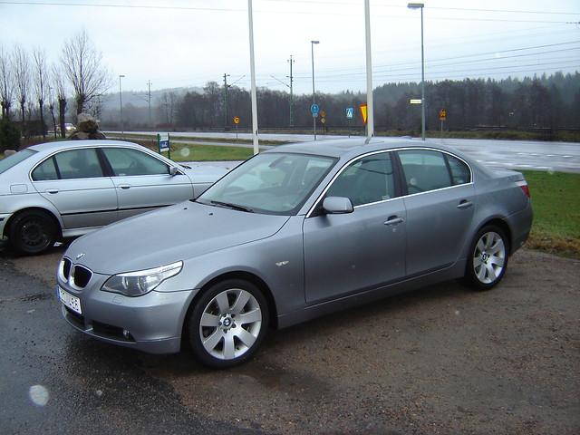 5-series (E60) - BMW