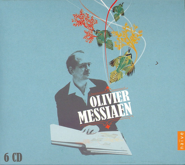 Messiaen naive