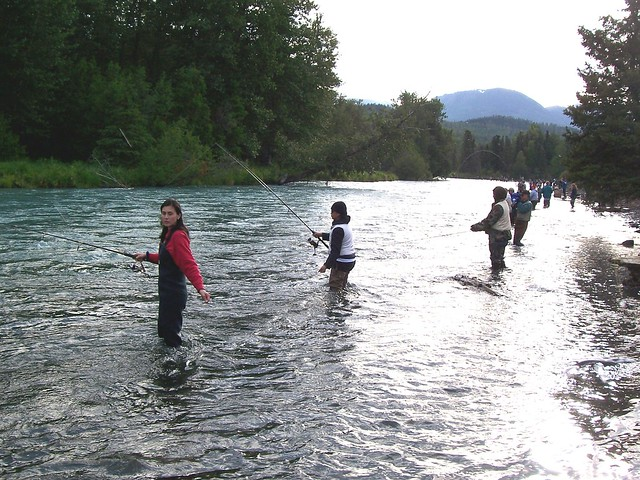 russian river fishing flickr photo sharing