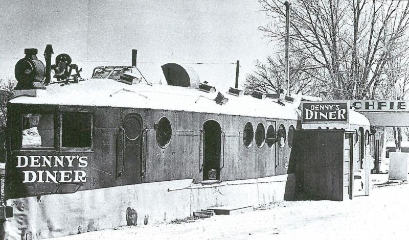 Denny 39 s diner flickr photo sharing for Small car motors carson city nv