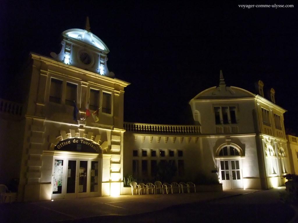 Ville de saint nectaire auvergne voyager comme ulysse - Office du tourisme de l auvergne ...