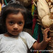 Honduran Girl at the Market - Copan Ruinas, Honduras