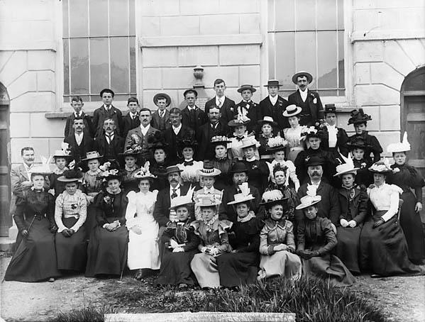 Tabernacle Choir, Llanymddyfri