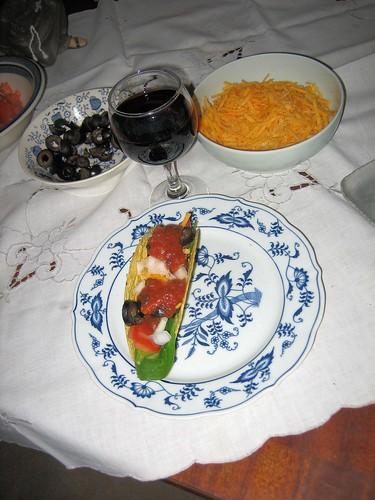 taco veg-luxe