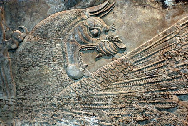 Assyria nimrud iraq flickr photo sharing