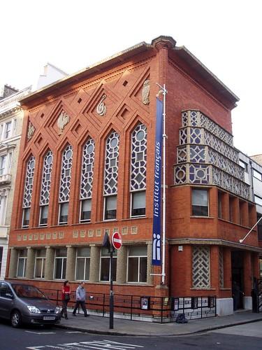 Ciné Lumière, South Kensington, SW7