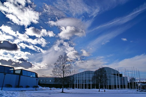 travel viaje winter building architecture clouds suomi finland geotagged arquitectura rovaniemi lappland edificio nubes invierno alvaraalto finlandia laponia helluva blueribbonwinner mywinners luciojosémartínezgonzález luciojosemartinezgonzalez isawyoufirst cityskipgroup globalbackpackers geo:lat=664965 geo:lon=257243333333333