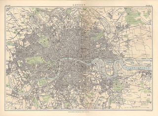 greater london 1889
