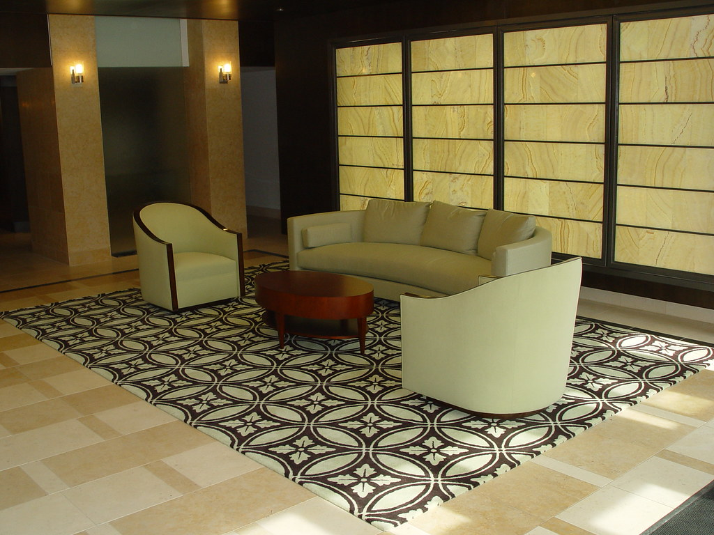 """Christopher Barson Interior Associates Project: PN Hoffman's """"Chase ..."""