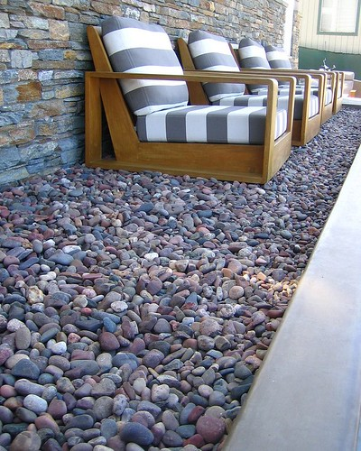 Gravel Chairs