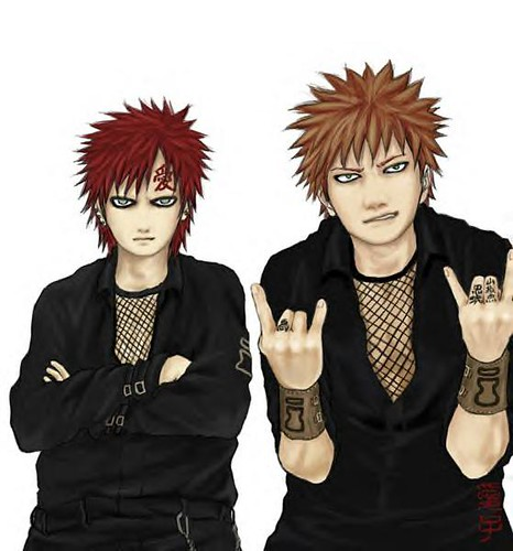 2728327005_8c6a940267.jpg Gaara And Kankuro Brothers