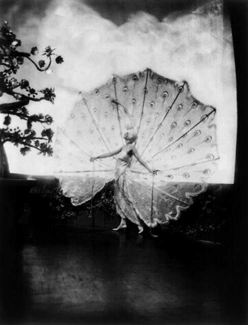 Dolores Ziegfeld girl