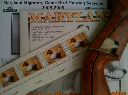 Maryland hunting licenses at backwater angler backwater for Md fishing license