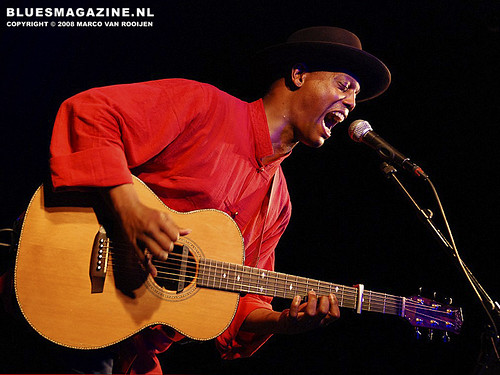 Eric Bibb @ Paradiso, Amsterdam (NL)