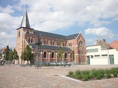 Place Eglise St Piat Roncq