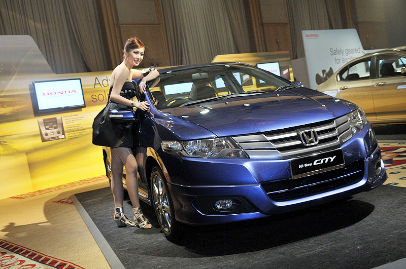 The New Honda City 2009 Review