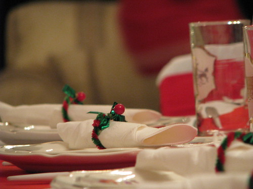 Mesa de Navidad / Christmas Table