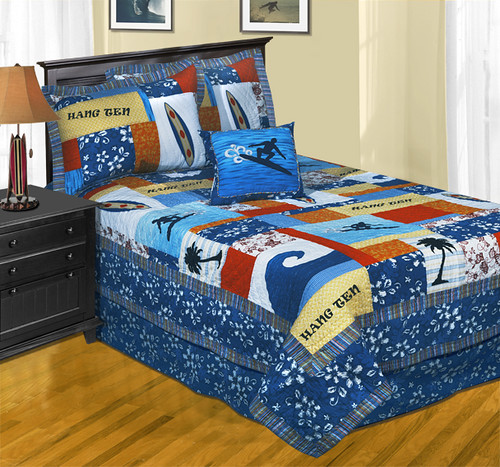 surfing themed quilt flickr photo sharing