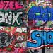 Graffiti in Rue de L'Ermitage, Paris XXe ©hien_it