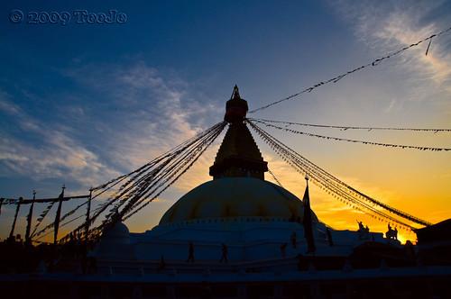 nepal kathmandu nikkor boudha d300 teeje boudhastupa