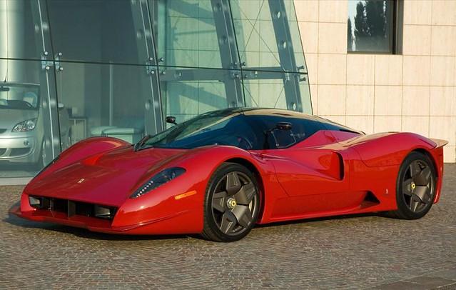 Pininfarina Ferrari P4-5