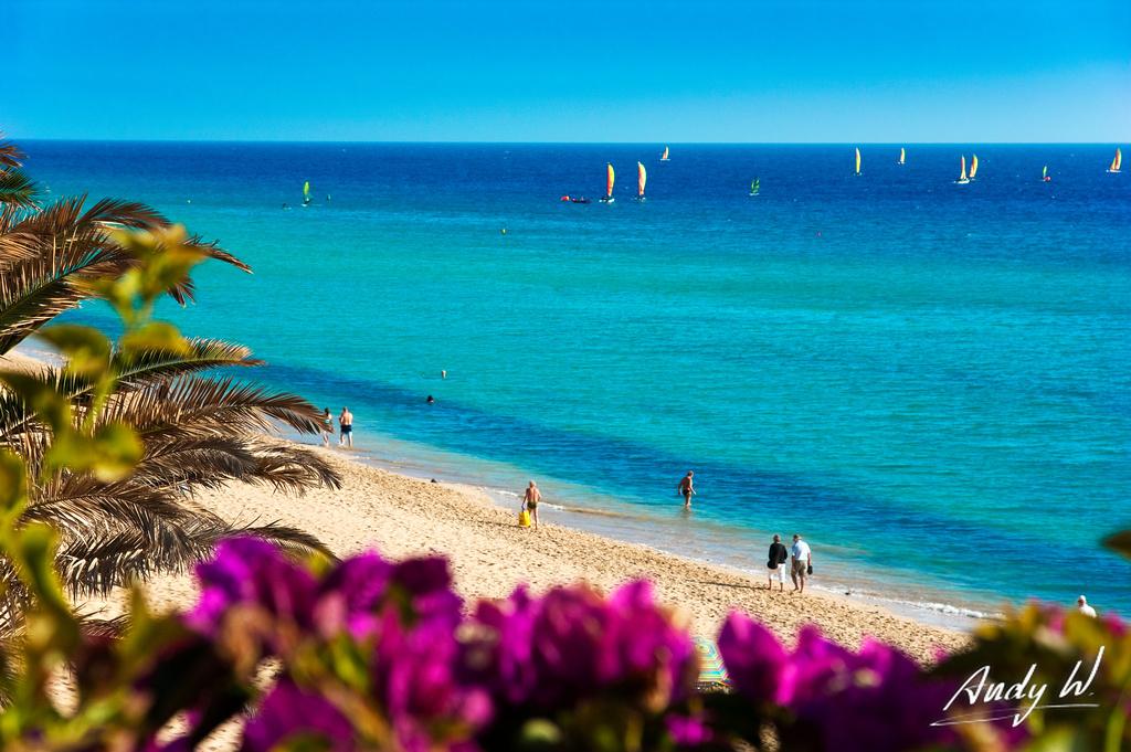 пляж Jandia