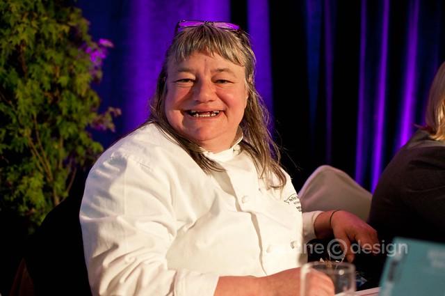 Chef Karen Barnaby