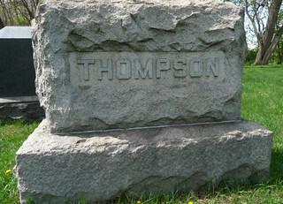 Thompsonfamilymarker