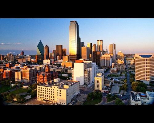 Dallas at Sunset, Alternate