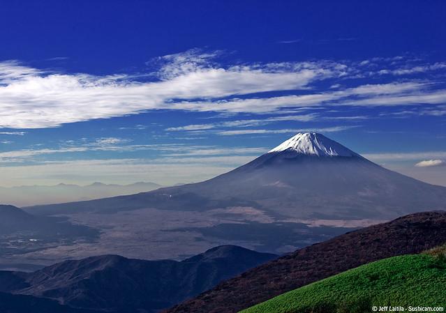 Fuji-san - Hakone