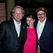 Andrew Stanton, Me, and Max at the Wall•E Wrap Party