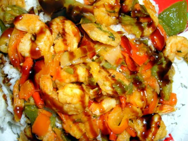 Shrimp Fajitas | Flickr - Photo Sharing!