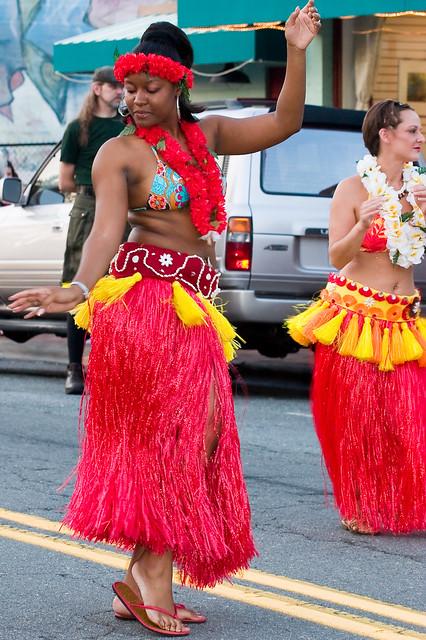 how to hula dance hips