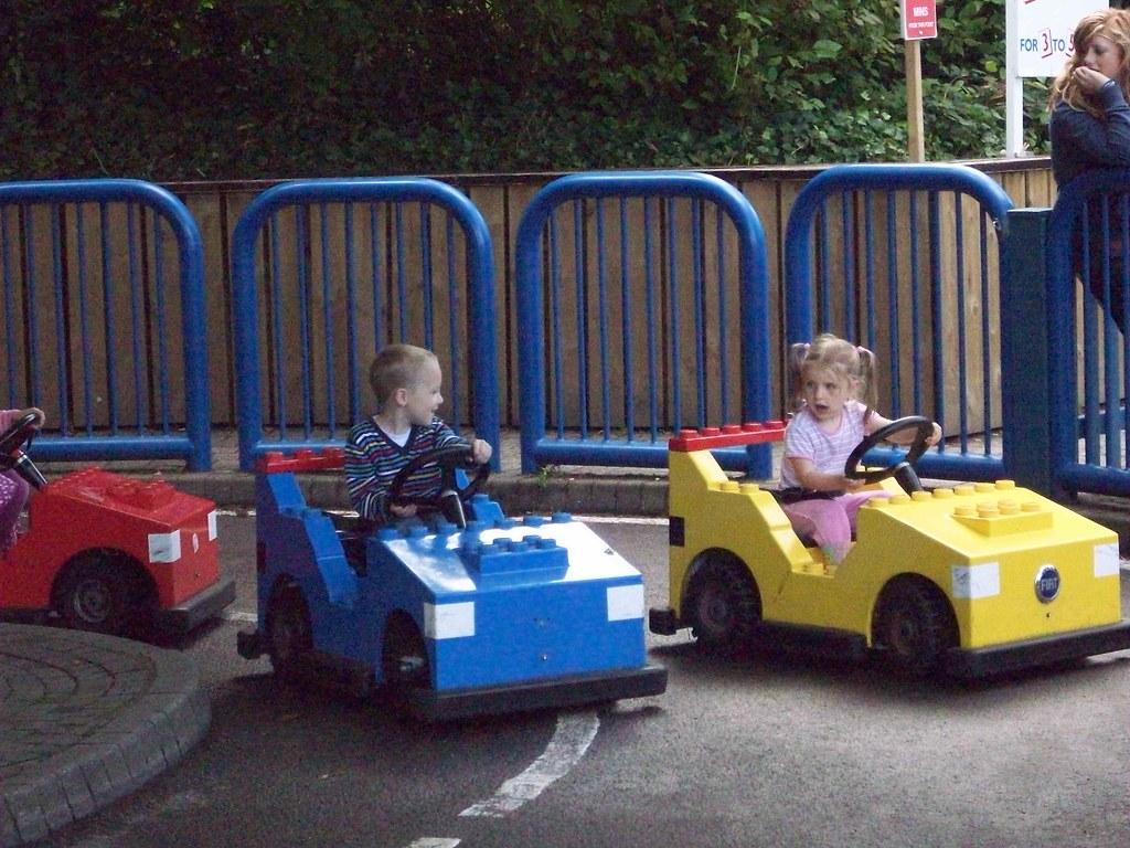 Legoland - August 2008