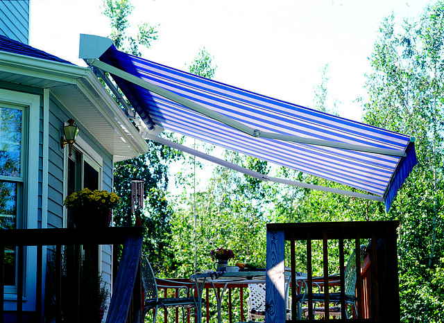 Retractable Awning - Roof Mount | Flickr - Photo Sharing!