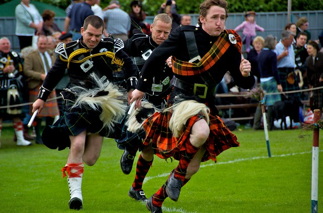 bekilted relay