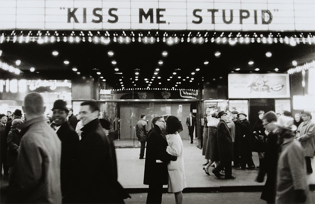New Year's Eve, NYC, 1965 (Kiss me, stupid)