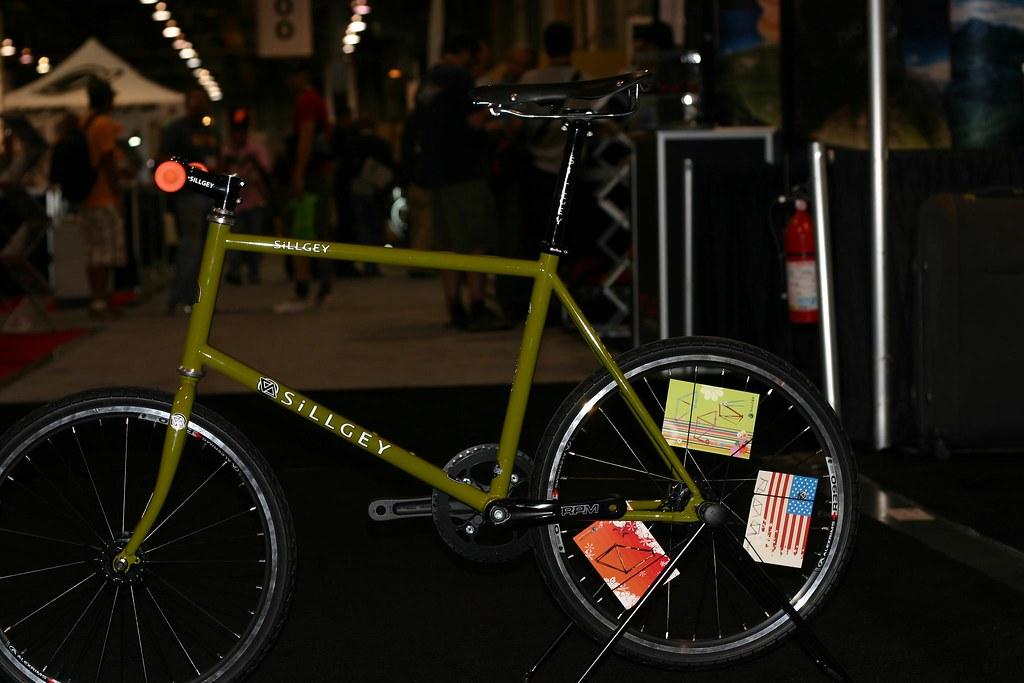 Sillgey Mini Velo bike