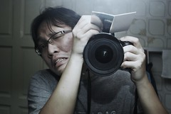 glasses, cameras & optics, digital camera, camera, photograph, mirrorless interchangeable-lens camera, digital slr, camera operator, person, black, eye, organ, reflex camera,